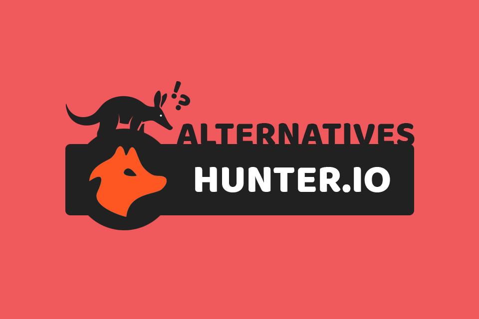 Best Hunter.io Alternatives