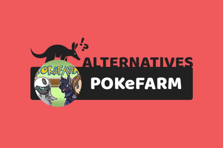 Best PokeFarm Alternatives