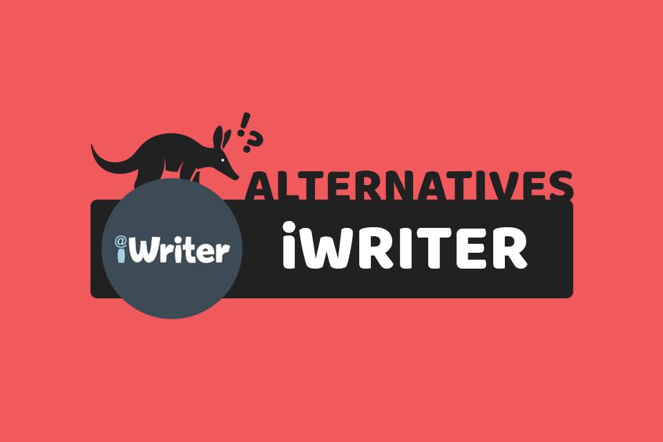 Best iWriter Alternatives