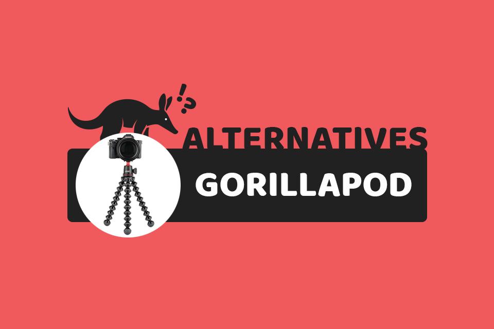Best GorillaPod Alternatives