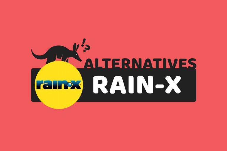 Best Rain-X Alternatives