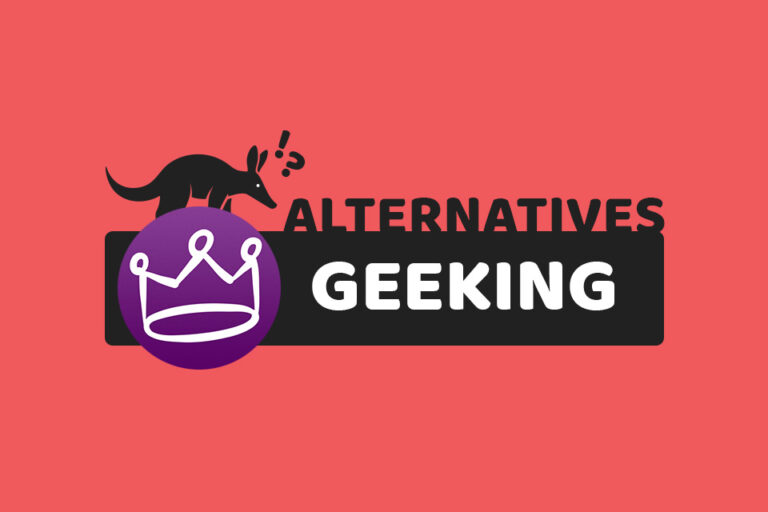 Best Geeking Alternatives