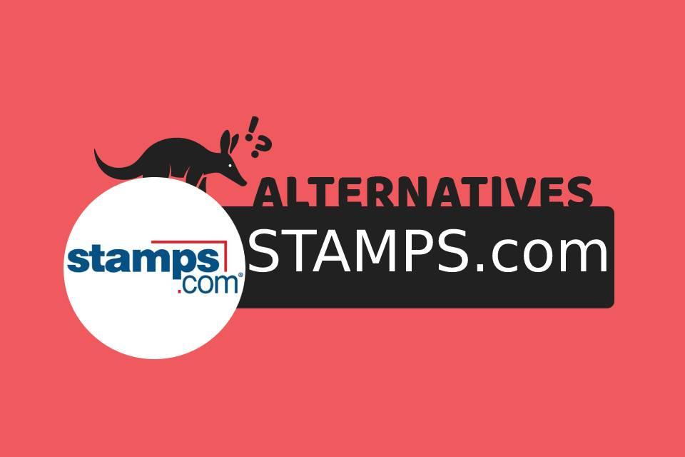 Stamps.com alternatives